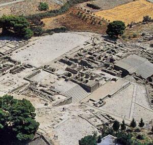 Phaistos Minoan Palace